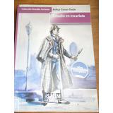 Estudio En Escarlata Arthur Conan Doyle Ed: Salim