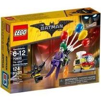 Lego 70900 The Batman Movie A Fuga De Balão Do Coringa