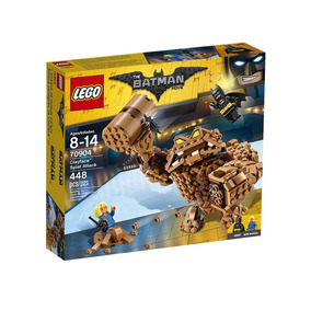 Lego The Batman - O Ataque De Lama Do Cara De Barro -448 Pçs