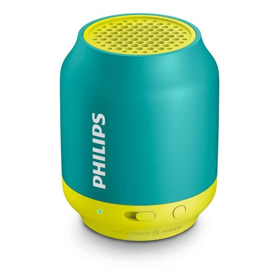 Parlante Inalámbrico Bluetooth Philips Bt25ax/77 Portatil