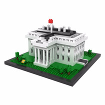 Nanoblocks Casa Blanca (architecture, Loz)