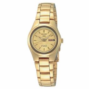 Relógio Feminino Seiko Classico V115ab 4 Dourado Original - Relógios ... 36e06cacdd