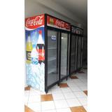 Visicooler Exhibidores Congeladores Semi Nuevo Con Garantía