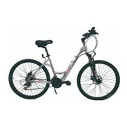 Bicicleta Raleigh Venture Rod 27.5 Disco Full Shimano Urbana