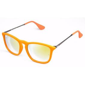 b7abc3d56a91e Ray Ban Chris 4187 Veludo De Sol - Óculos no Mercado Livre Brasil