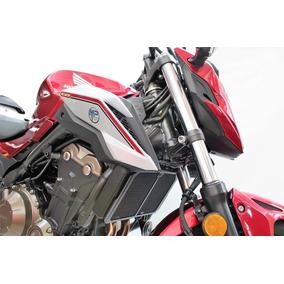 Cubre Radiador Honda Cb 500 Motoperimetro