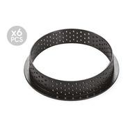 Molde Silikomart Tarte Ring Round 80h 20mm/ Lauacu