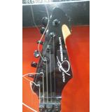 Guitarra Peavy Predator Autografiada Y Amplificador Rang