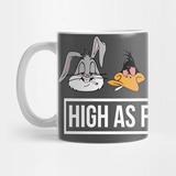 Taza Looney Tunes Coleccion 4 Firefly