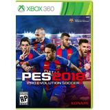 Pes 2018: Pro Evolution Soccer - Xbox 360 - Original