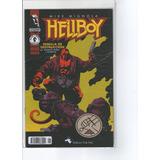 Comics Hellboy: La Semilla De Destruccion Edit Vuck