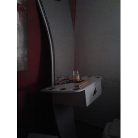 Peluqueria Modulo Grande Con Espejo Y Gavetero