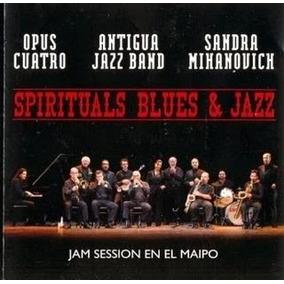 Sandra Mihanovich Opus 4 & Antigua Jazz Band