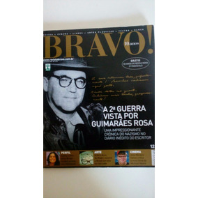 Revista Bravo Nº 126 - Guimarães Rosa, Michael Moore