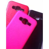 Capa Case Protetora Para Galaxy J5 J500 Top +pel. Vidro
