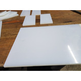 Placa Acrilico Blanco 10 Mm Para Led En 50 Cm X 50 Cm Opal