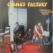 Lp Vinil (m) Re Creedence Clearwater Revival Cosmo's Factory