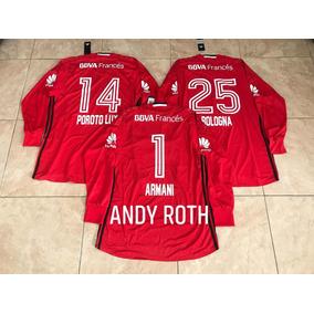 Camisetas Buzo De Arquero De River Plate adidas