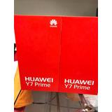 Huawei Y7 Prime Dual Sim 3gb Ram 32gb 12mpx Libre De Fabrica