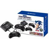 Consola Retro Sega Genesis 2018, Con 81 Juegos Incluidos.