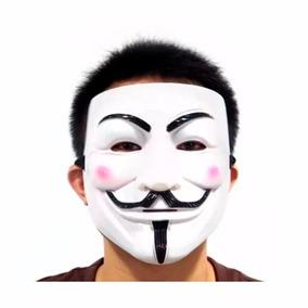 Mascara V De Venganza Pelicula V For Vendetta + Envio Gratis