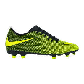 Tenis Deportivo Para Futbol Nike Bravata Fg 6070