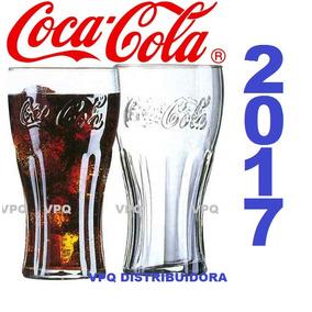 Vasos Coca Cola Contour Flint /// Coleccion 2017 ///