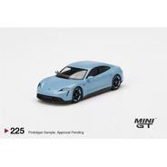Porsche Tycan Turbo S - 1:64 - Mini Gt