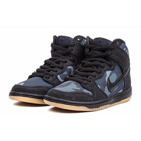 Zapatillas Nike Sb Mod Dunk High Pro Camuflada! Importadas!