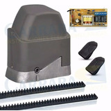 Kit Motor Electrico Automatizacion Ppa Home 300 Kilos 1/4 Hp