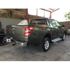 Jalon Hitch Tiron Mitsubishi L200 2016-17 Gasolina-diesel