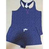 Pijama Short Doll Calvin Klein - Tamanho Gg - Original/novo