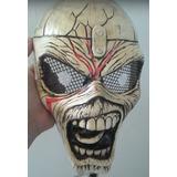Mascara Eddie, Iron Maiden Em Fibra De Vidro