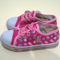 Zapatos Tipo Convers Duraderos Fucsias Kiuty Fucsia