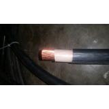 Cable 500 Ttu Mcm 90 Grados Tramos De 7 Metros
