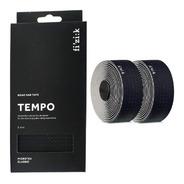 Fita De Guidão Fizik Tempo Classic Preta Microtex 2mm