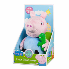 George Pig Fisher Price Habla Hermano Peppa