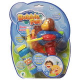 Burbujero Bubble Fun Avioneta Bubble Explorer Pilas Educando