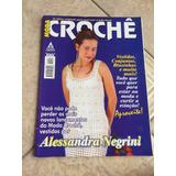 Revista Moda Crochê Alessandra Negrini