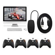 Receptor Adaptador Pc Wireless Xbox 360 - Pronta Entrega Br