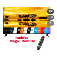 Tv 49 Lg 2019 Uhd Thinq Ai Inteligencia Artificial