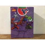 Caja Nueva Y Sellada De Pepsi Cards Marvel Comics Tarjetas