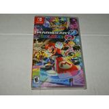 Mario Kart 8 Deluxe - Nintendo Switch - Sellado