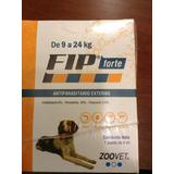 Pipeta Forte Fip Para Perros Laboratorio Zoovet