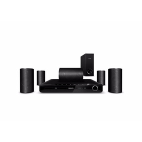 Home Theater Philips Hts 3560 Blu-ray 3d Hdmi