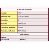 Amortiguador Delantero Chevrolet Monza 84-91