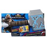 Martillo C/estruendo De Thor Ragnarok Marvel Hasbro