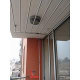 Tendal De Aluminio Para Departamentos Con Poleas De Rodajes