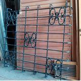 Protecciones Metalicas Fierro Forjado, 1.43x1.56 (2 Unids)