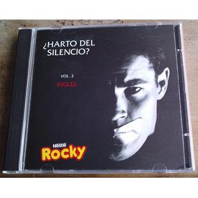 Harto Del Silencio? Vol 2 Cd 1995 Skid Row Cooper Mr Big